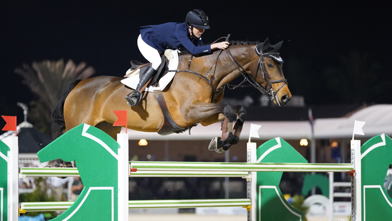 Winner Of The Week: Two Alpha Females Work Out A Life-Changing Victory In $137,000 Adequan Grand Prix
