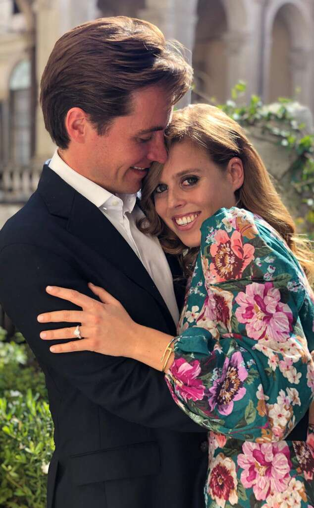 Princess Beatrice's Royal Wedding Date and Venue Revealed