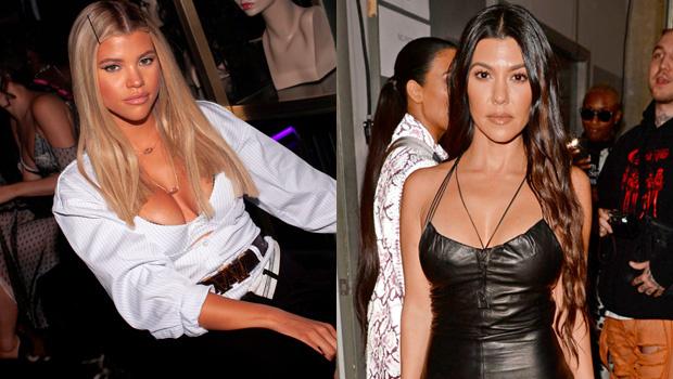 Sofia Richie Quietly Refollows KourtneyKardashian On IG After SuddenlyUnfollowing 'KUWTK' Star
