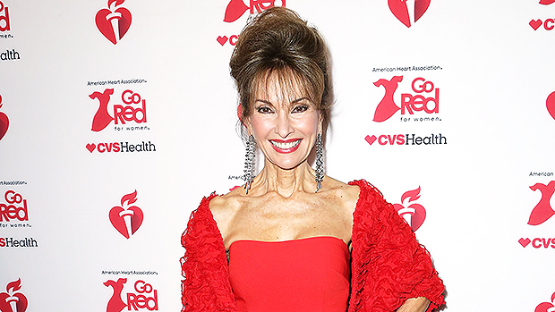 Susan Lucci, 73, Reveals How She's FeelingAfter Getting Diagnosed With 'Near Fatal'Heart Condition