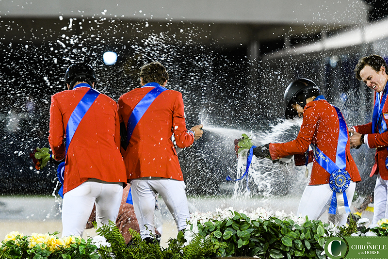 An Inexperienced Team USA Dominates The $150,000 Nations Cup In Wellington