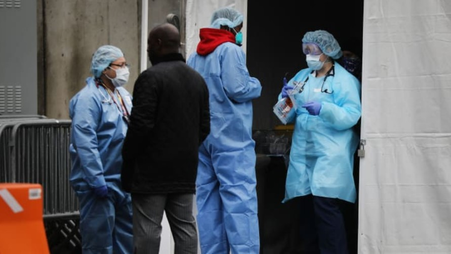 US has more than 13,000 cases, California governor estimates 25.5 million residents will get virus