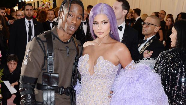 Kylie Jenner & Travis Scott Back OnOfficially